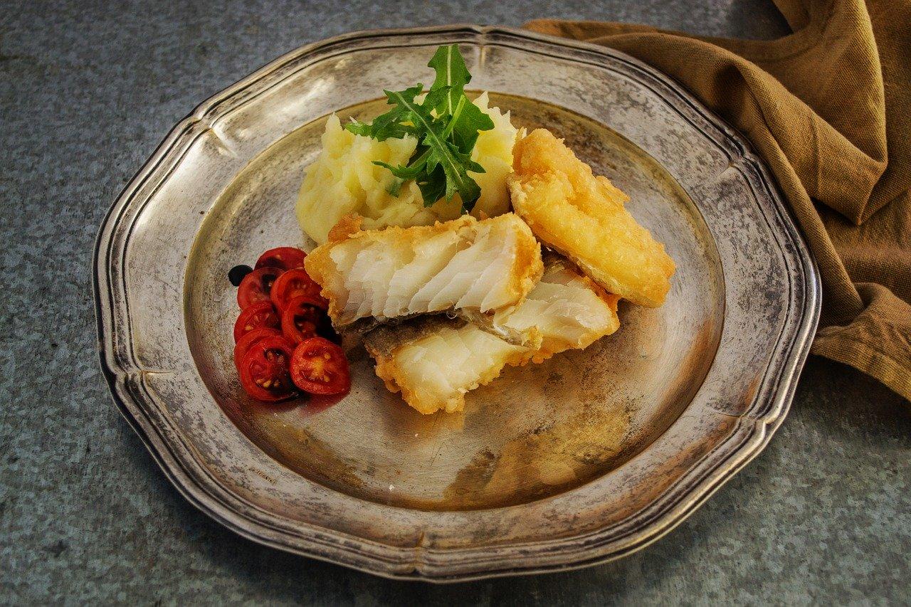 food, fish, fish fillet
